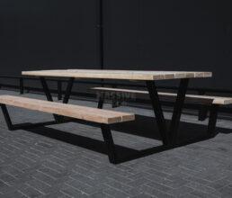 Picknicktafel V-frame